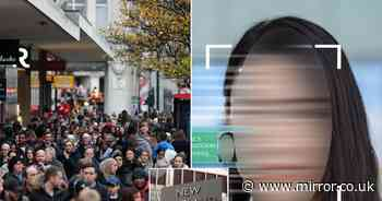 Woman, 35, arrested in UK first after being spotted on new live facial recognition cameras