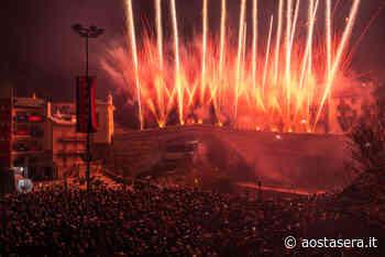 Carnevale di Pont-Saint-Martin, i fuochi d'artificio raccontati in una galleria fotografica - Aostasera - AostaSera