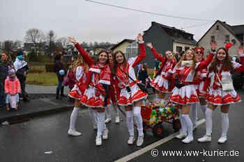 Rosenmontagsumzug in Herschbach ein Höhepunkt des Straßenkarnevals im Westerwald - WW-Kurier - Internetzeitung für den Westerwaldkreis