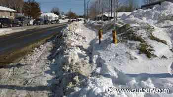 Letter: Why are city sidewalks unwalkable in winter?