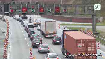 Hamburg: Elbtunnel-Fahrbahn abgesackt – Röhre komplett gesperrt