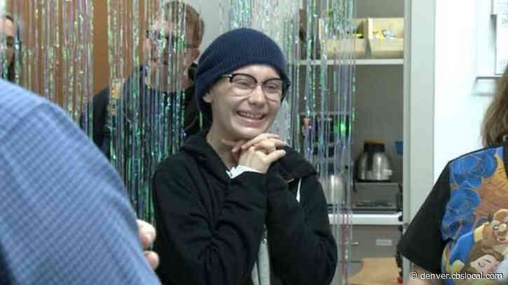 Hospital Nurses Throw Surprise Birthday Party For Cancer Patient: 'It Made Me Kind Of Tear Up A Bit'
