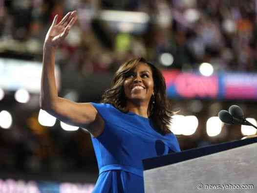 Michelle Obama petitioned to run as vice-president to stop Bernie Sanders, report says