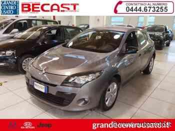 Vendo Renault Mégane 1.5 dCi 110CV Start&Stop Wave usata a Brendola, Vicenza (codice 7265952) - Automoto.it