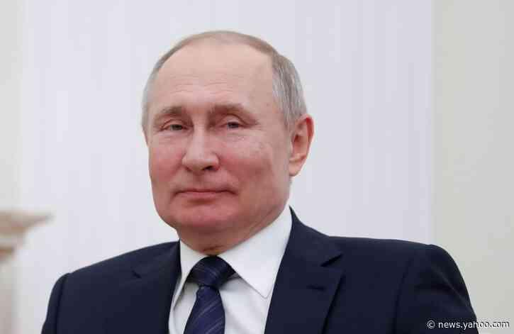 Vladimir Putin inspects Russia's answer to Disneyland before grand opening