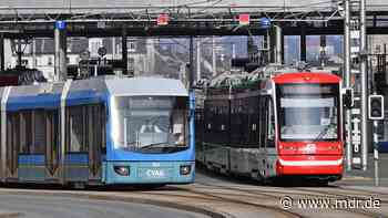 Planer gesucht - Limbach-Oberfrohna soll wieder ans Eisenbahnnetz - MDR
