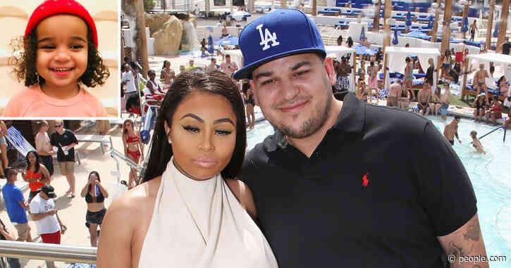 Rob Kardashian's Request to Strip Blac Chyna of Primary Custody of Dream Gets Denied