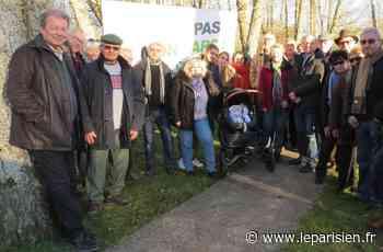 Voisins-le-Bretonneux : le projet de destruction du square fait bondir les habitants - Le Parisien