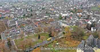 Umgestaltung des Ortskerns: Gemeinde Alfter macht zweiten Anlauf auf Fördergelder - General-Anzeiger