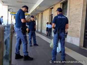 In treno con mezzo chilo di marijuana, 25enne arrestata a Falconara Marittima - Ancona Notizie - Ancona Notizie
