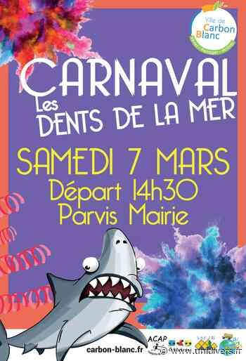 Carnaval – Les dents de la mer Hôtel de Ville Carbon-Blanc 7 mars 2020 - Unidivers