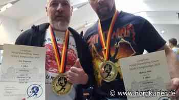 Kraftdreikampf: Friedland hat einen Weltmeister mit Weltrekord - Nordkurier