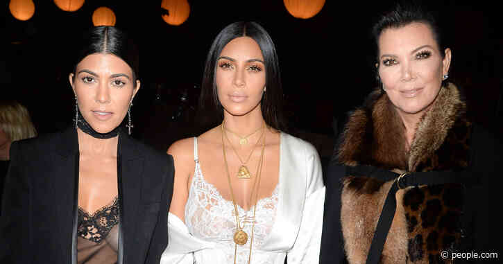 Kris Jenner Says She Told Daughters Kim and Kourtney Kardashian to 'Grow Up' After Their Fight