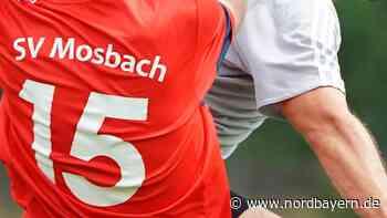 Der SV Mosbach leistet viel zu oft Starthilfe | nordbayern Amateure - Nordbayern.de