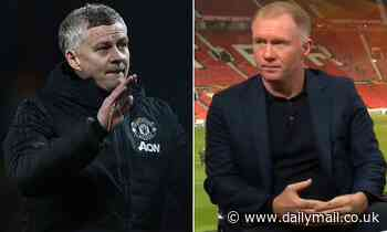 Paul Scholes believes United are emerging from tough spell after big win over Club Brugge