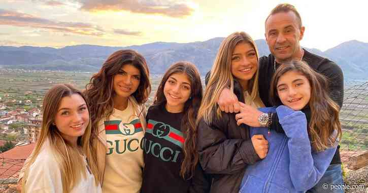 RHONJ's Teresa Giudice Says Her Daughters Are 'Fine' with Her and Joe Giudice's Separation