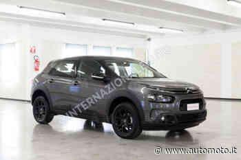 Vendo Citroen C4 Cactus BlueHDi 100 S&S Shine nuova a Vigonza, Padova (codice 7261120) - Automoto.it
