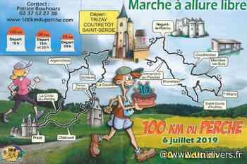 Les 100 km du Perche Trizay-Coutretot-Saint-Serge 4 juillet 2020 - Unidivers