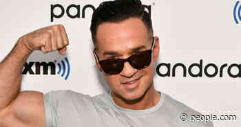 Mike Sorrentino Says Reuniting With Jersey Shore Family After Prison Was 'the Best'