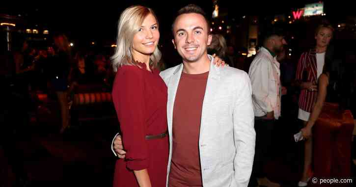Frankie Muniz Is Married! Malcolm in the Middle Star Weds Paige Price
