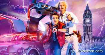 Back to The Future: The Musical First Look Brings Doc and Marty to The Stage