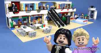 Excellent Bill & Ted LEGO Set Wins Alex Winter's Approval