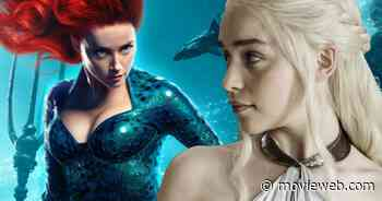Aquaman 2 Fan Petition Calls for Emilia Clarke to Replace Amber Heard as Mera