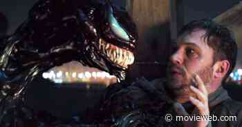 Venom 2 Set Images Show Eddie Brock Getting Saved by Another Symbiote?