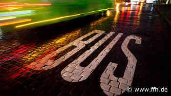 Verletzte bei Unfall mit Linienbus in Kelsterbach - HIT RADIO FFH