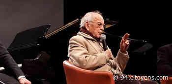 A Villiers-sur-Marne, Jean Villeret, déporté résistant de 97 ans, témoigne devant 400 jeunes - 94 Citoyens