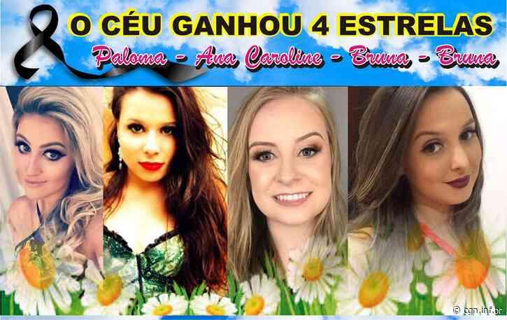 Tragédia em Dois Vizinhos: quatro vítimas serão veladas juntas - CGN