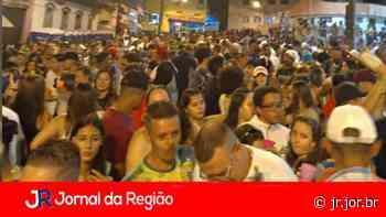 Centro de Jarinu fica lotado - JORNAL DA REGIÃO - JUNDIAÍ