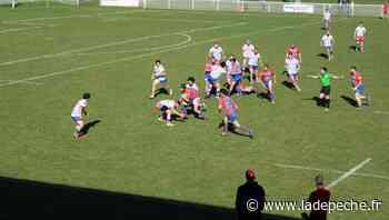 Saint-Jory. Rugby : mauvais coup de L'Arrêt - ladepeche.fr