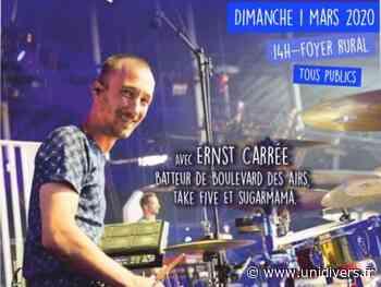 MasterClass Musique – Dimanche 1er mars Foyer Rural Saint-Jory 1 mars 2020 - Unidivers