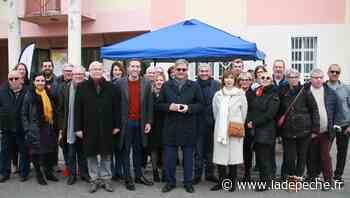 Municipales à Saint-Jory : Georges Méric soutient Victor Denouvion - ladepeche.fr