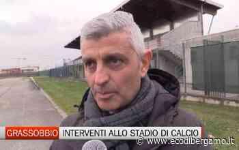Grassobbio: in arrivo i lavori per gli impianti sportivi - L'Eco di Bergamo