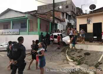 Homem é atropelado durante bloco em Joaquim Gomes - Alagoas 24 Horas