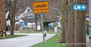 Haushalt 2020 - Lensahn investiert in Wege und Feuerwehr - Lübecker Nachrichten