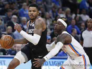 NBA: Schröders Thunder mit fünftem Sieg in Serie - Neue Presse Coburg