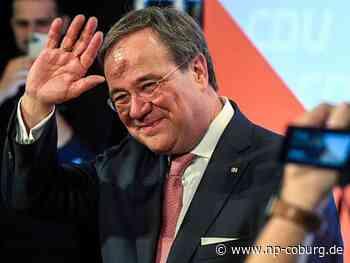 Laschet hat im Kandidatenrennen Unterstützung der NRW-CDU - Neue Presse Coburg