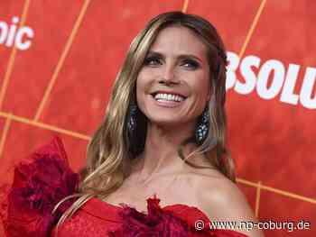 Heidi Klum wieder Jurorin bei «America's Got Talent» - Neue Presse Coburg