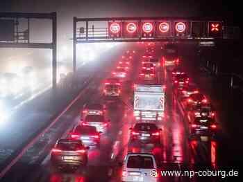 Sturm und Schnee behindern Verkehr in Teilen Deutschlands - Neue Presse Coburg