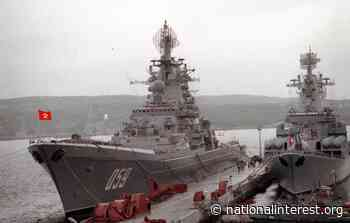 Meet The Kirov-class Battlecruiser: The Backbone Of Russian Seapower - The National Interest Online