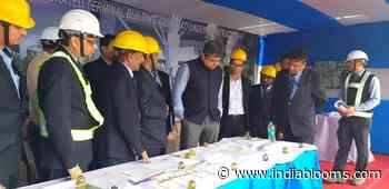 Chairman-AAI reviews various airport projects in North East - indiablooms