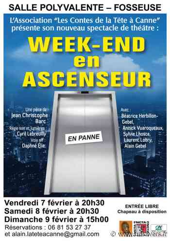 Week-end en ascenseur Bornel 7 février 2020 - Unidivers