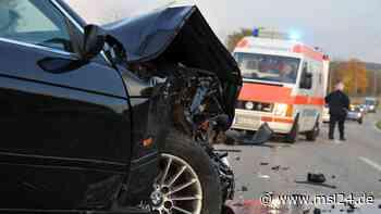 Greven – Unfall auf Kreuzung: Vier Verletzte   Greven - msl24.de