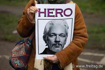 """Julian Assange ǀ """"Lügen, Lügen und noch mehr Lügen"""" - Freitag - Das Meinungsmedium"""