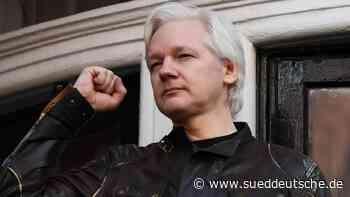 Julian Assange - Die Anhörung - Süddeutsche Zeitung