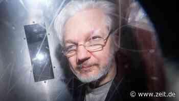 Julian Assange: Lebendig begraben | ZEIT ONLINE - ZEIT ONLINE