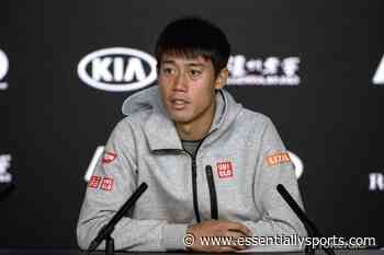 Kei Nishikori Announces Good News For His Fans - Essentially Sports